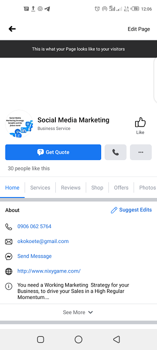 Facebook Marketing - 4 Ways To Use Facebook to Market Your Business