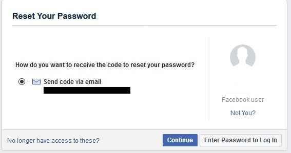 Forgot Facebook Password? | What to do if you forget your Facebook log-in and password